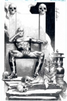 Jay Anacleto The Phantom Comic Art