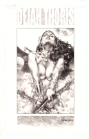 Dejah Thoris NYCC 2013 Commission by Jay Anacleto  Comic Art