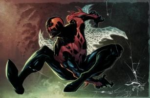 Philip Tan Print ' Spiderman 2099' Horizon Comic Art