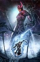 Philip Tan Print 'Galactus '  Comic Art