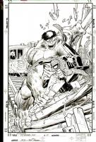 JOHN ROMITA JR PETER PARKER/SPIDER-MAN #14 COVER Comic Art
