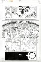 Sandman No. 50 page 17 Comic Art
