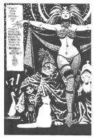 Toth specialty drawing Comic Art