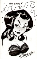 Darwyn Cooke: Devilgirl Comic Art