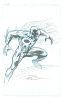 Spiderman 2099 by Paul Pelletier Comic Art