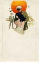 R.A. Maguire paperback cover prelim 7 Comic Art