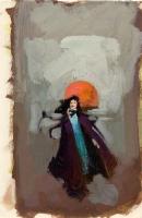 R.A. Maguire paperback cover prelim 8 Comic Art
