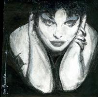 Jose Gonzalez- Vampirella Comic Art