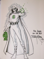 Green Lantern (Alan Scott), Comic Art