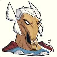 Beta Ray Bill, Comic Art