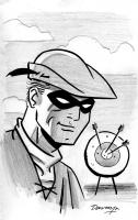 Green Arrow by Darwyn Cooke Comic Art