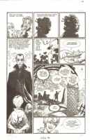 Harris - The Graveyard Book chapter 3 page 44 Comic Art