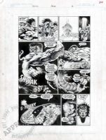 Kieth - Incredible Hulk 368 page 20 Comic Art