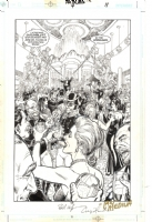 Fables  4 page 11 Comic Art