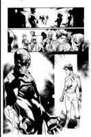 Amazing Spider Man #10 page 23  Comic Art