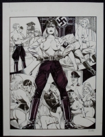 Leone Frollo Ilsa SOLD Comic Art