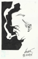 #98Kirbys Jack  The King  Kirby by Phil Hester Comic Art
