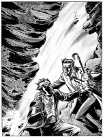 Sherlock Holmes & Moriarty, Comic Art