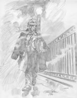 Sherlock Holmes by Gene Colan, Comic Art
