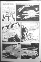 1986 Transformers : The Movie ; Issue #2, Page 14, Comic Art