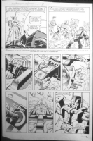 1986 Transformers : The Movie ; Issue #3, Page 15, Comic Art