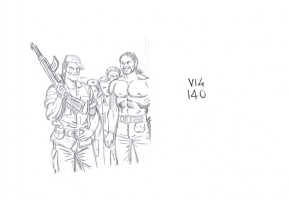 Romano Felmang Comic Art