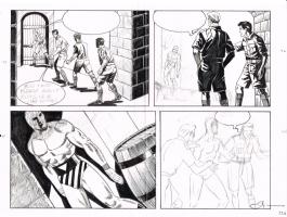 Romano Felmang, Phantom Comic Art