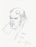Ariel Olivetti, HellBoy Comic Art