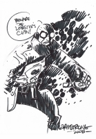 Jason Armstrong, Lobster Johnson Comic Art