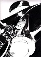 Madame Mirage Comic Art