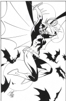 Scott Kolins - Batgirl Comic Art