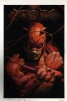 Simone Bianchi - Devil Cover -, Comic Art