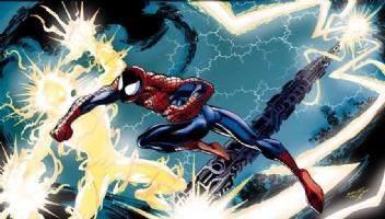 Hyper Electro Comic Art