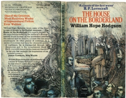 House on the Borderland- Ian Miller Cover Comic Art