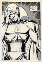 Avengers 58 splash John Buscema Comic Art