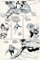 Barry Windsor Smith Deathmate Comic Art