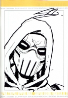 UDON JOE NG Taskmaster Comic Art