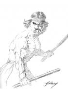Shang-Chi Master of Kung-Fu Comic Art