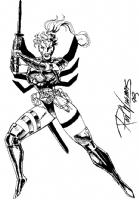 Zealot Comic Art