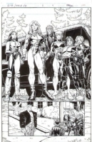 Gen13/MM OBrian #1 Page 4, Comic Art