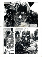 Wintersea Part 2 Page 1 by Jorge Zaffino Comic Art