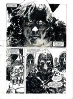Wintersea Part 2 Page 1 by Jorge Zaffino Comic Art