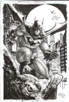 Willliams Batman Comic Art
