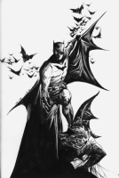 Jae Lee Batman Comic Art