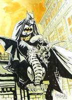 Yanick Paquette Batman Comic Art