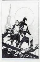 JG Jones Batman Comic Art
