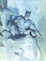 Esad Ribic Batman Comic Art