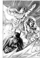 Trinity Comic Art
