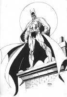 Gil Kane Batman Comic Art