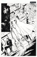Billy Tan - Uncanny X-Men #481 page 10 (Polaris) Comic Art